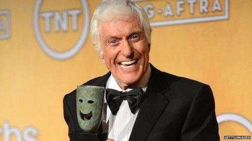 The guy won a SAG Lifetime Achievement award, four Emmys and a damn Grammy!