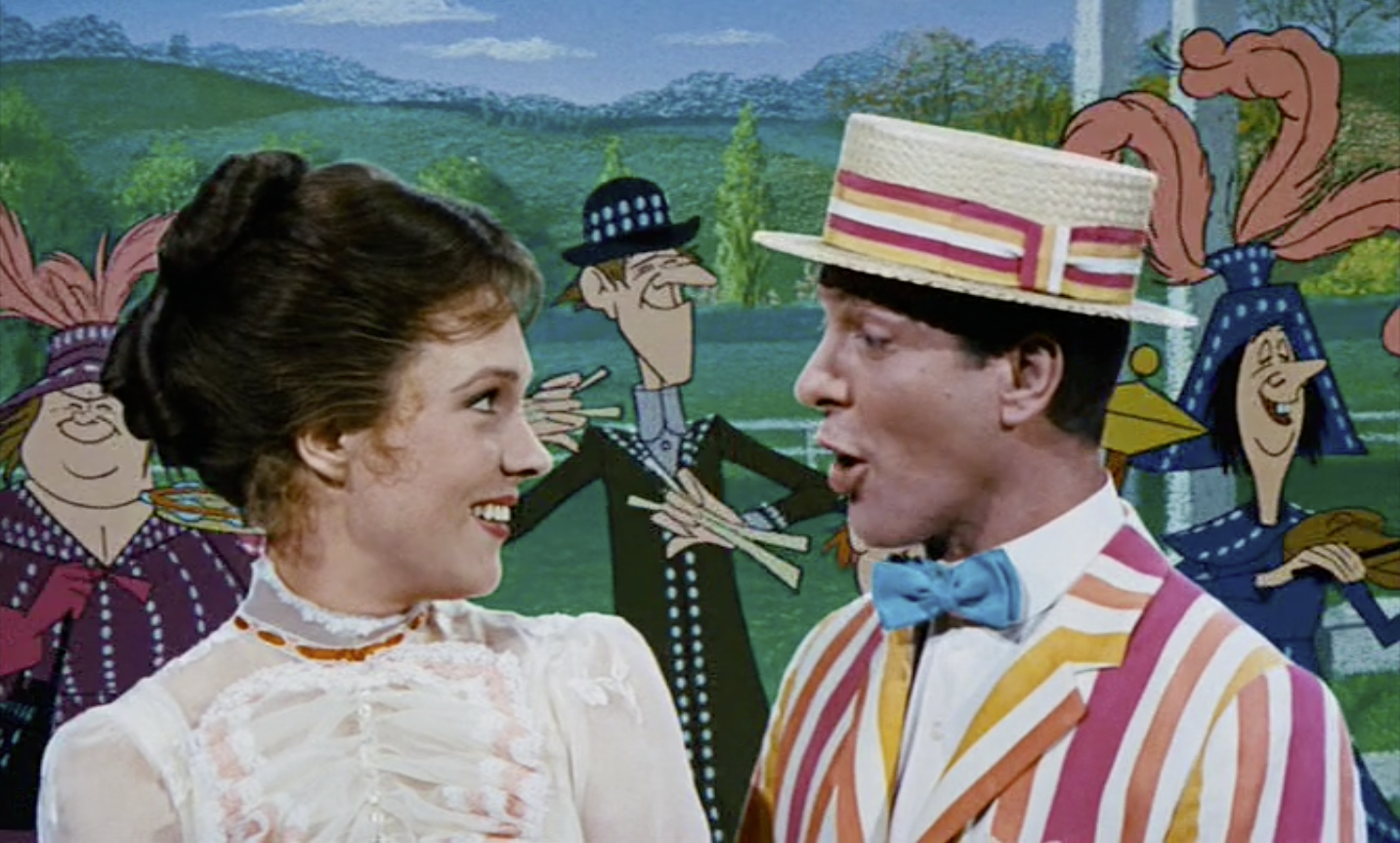 This is a photo of Revered Mary Poppins Word