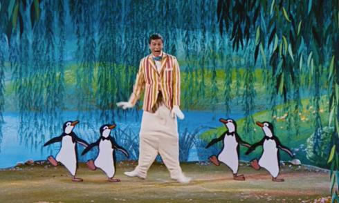 Fine, I buy penguins. But Maharajahs? No f**king way.